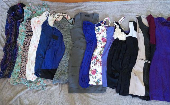 Sukienki sukienka xs s 34 36