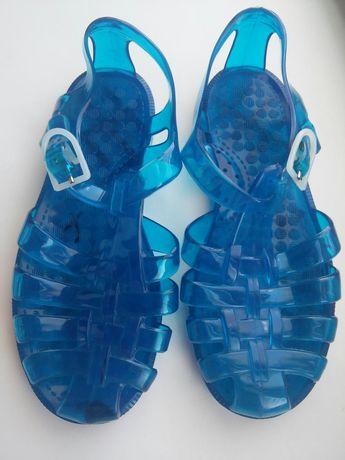 Босоножки босоніжки Туфельки туфли силиконовые сандалики туфлі