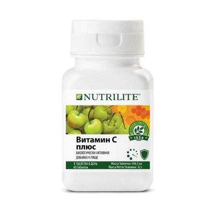 Витамин С плюс от Nutrilite