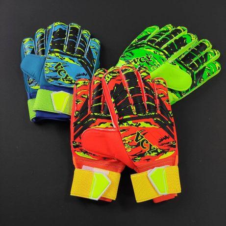 Оригинальные вратарские футбольные перчатки VCY с костяшками д