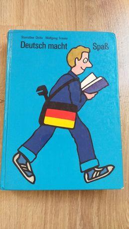 Deutsch macht Spass kurs j. niemieckiego dla początkujących