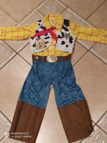Strój,kostium Chudy Toy Story 98 3-4 lata. Rezerwacja