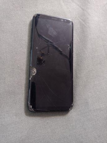 Samsung s8 ecrã partido