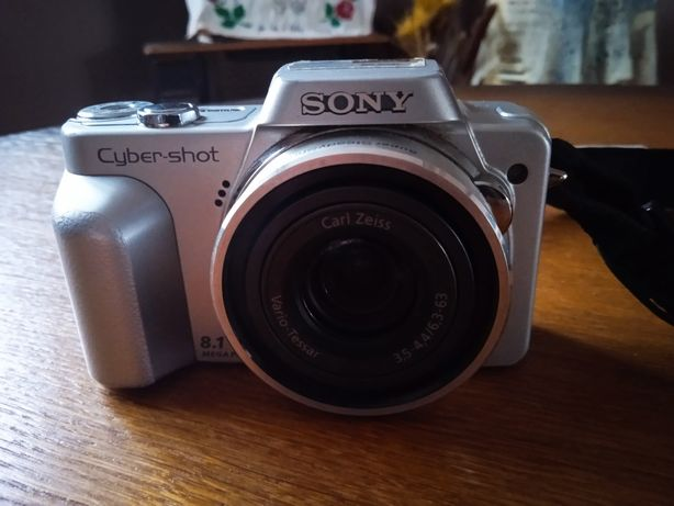 Aparat Sony Cyber-shot DSC-H3