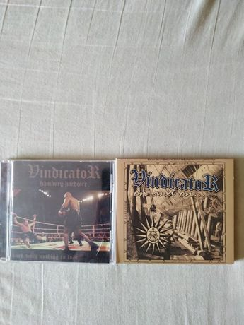 Vindicator 2cds hardcore