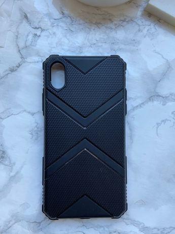 Etui iphone XR - czarne