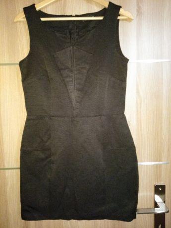 Mała czarna sukienka 36 38 studniówka andrzejki sylwester