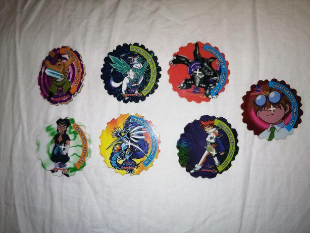 Beyblade Spinners