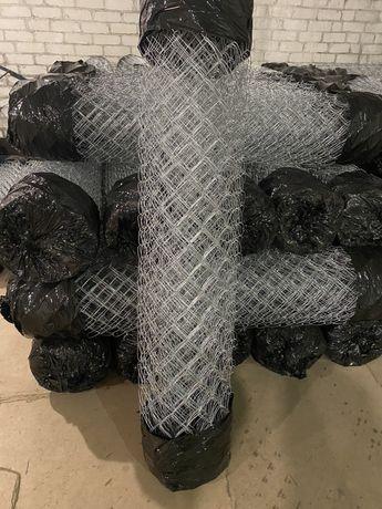 Сетка рабица оцинкованная от производителя
