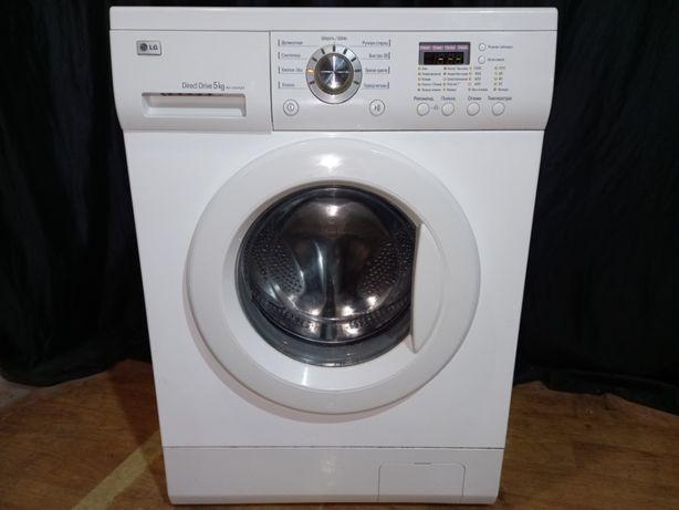 Прямой привод DirectDrive стиральная машина LG. Доставка бесплатно!