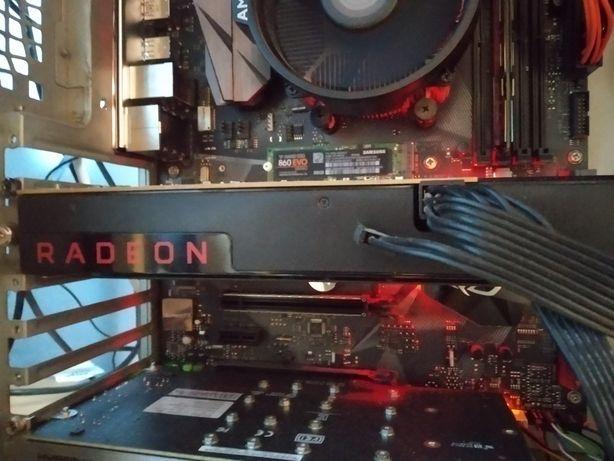 Gráfica AMD Rx 480 8GB