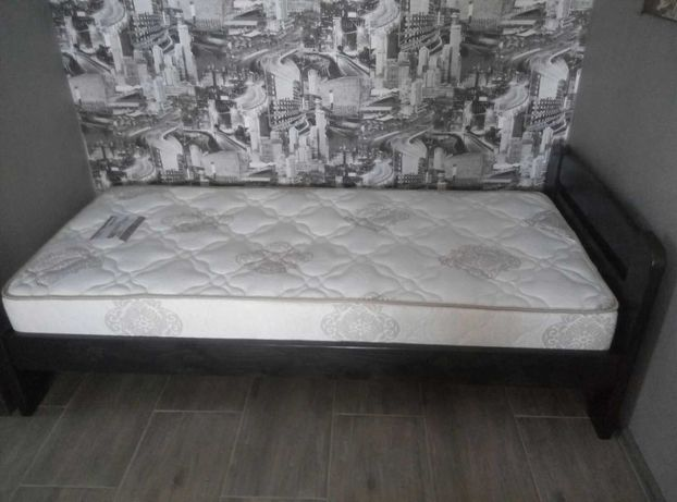 80*200 см кровать односпальная деревянная