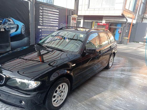 BMW 3 Е46 авто с Германии, уже зарегестрирован