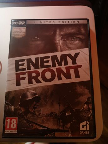 Enemy Front gra RPG na PC, medal od honor, call of duty