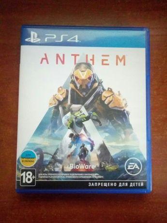 Anthem (Sony PlayStation 4 ,Русская версия)