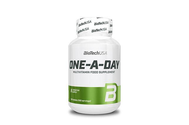 Ежедневные витамины BioTech USA One-A-Day 100tabs • Биотек Біотек