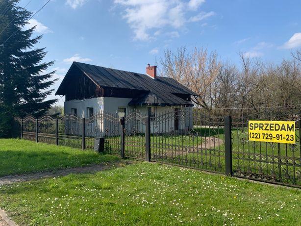 Dom parterowy 100m działka 880m blisko Warszawy