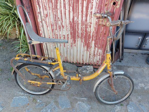 Bicicleta Sobrinca para restauro