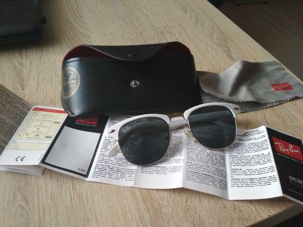 Orginalne okulary przeciwsłoneczne Ray ban stan idealny