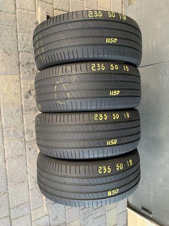 Шини резина 235/50r19 Michelin 5mm 4шт. Лето летнте