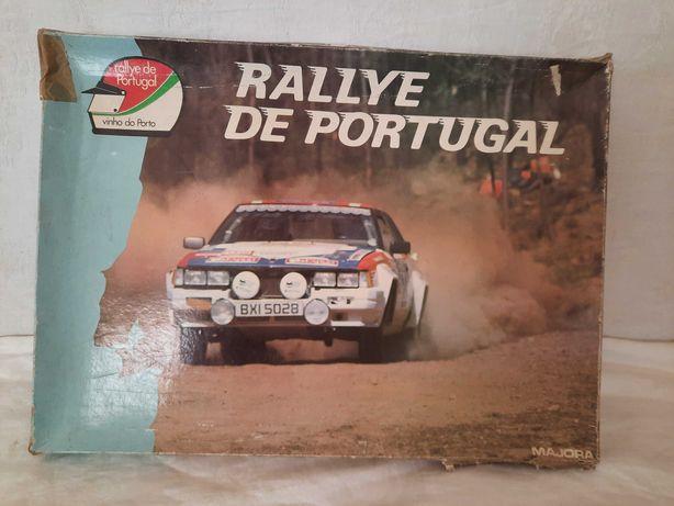 Jogo da Majora Rallye de Portugal vinho do Porto