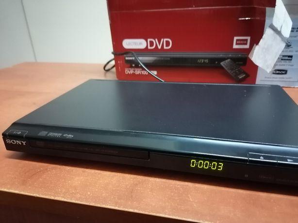 Odtwarzacz DVD Sony DVP-SR100 / Pilot