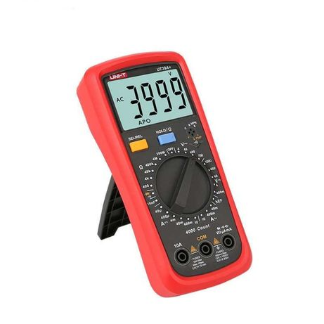 Мультиметр UNI-T UT 139A+