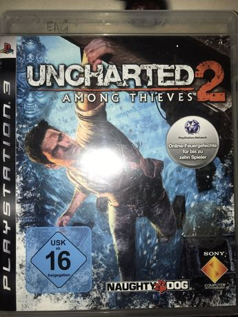 Игры на PS3 Uncharted 2 Among thieves,Deux EX