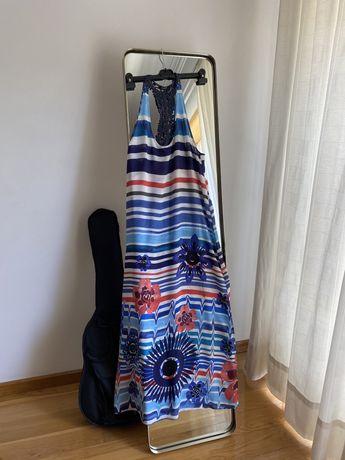 Vestido de Praia Desigual - M