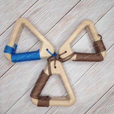 TRX Cross Fit Кольца деревянные Кольца гимнастические Очень прочные