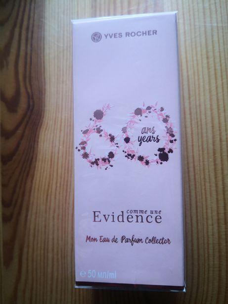 Perfumy marki Yves Rocher Evidence