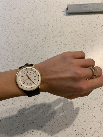 Наручные позолоченные часы Continental 3187