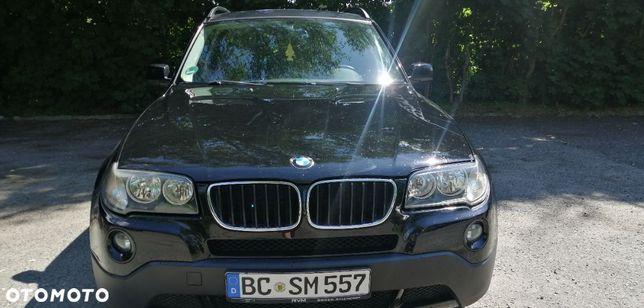 BMW X3 BMW X3 2.0d