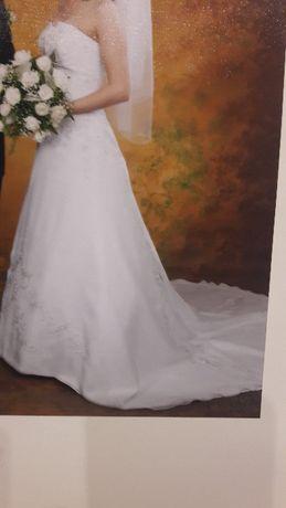 Suknia ślubna Mori Lee 2407