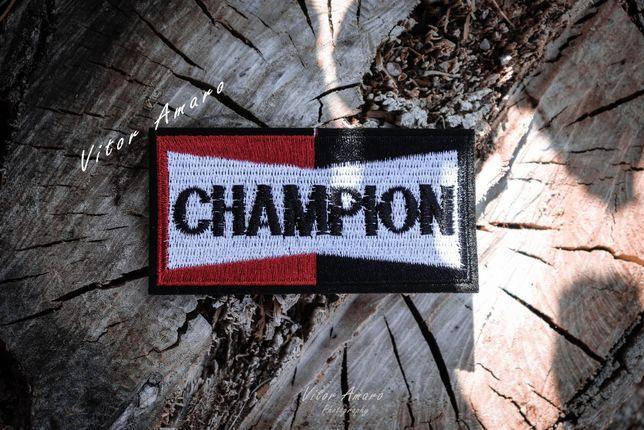 Simbolo/Logo Bordado Champion|NOVO