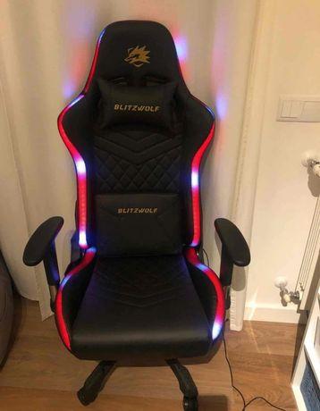 Cadeira Gaming RGB Blitzwolf  Nova