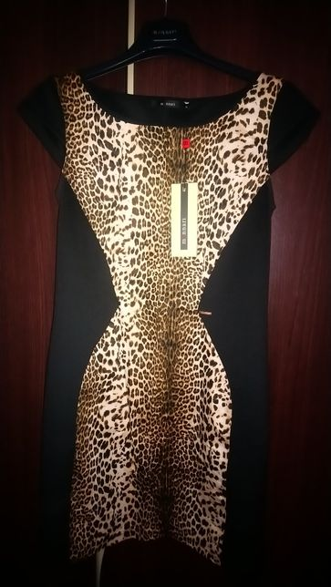 Nowa sukienka Monnari 38 panterka