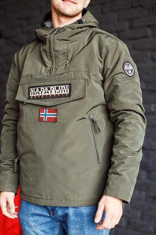 Куртка мужская на зиму Napapijri Киев Напа