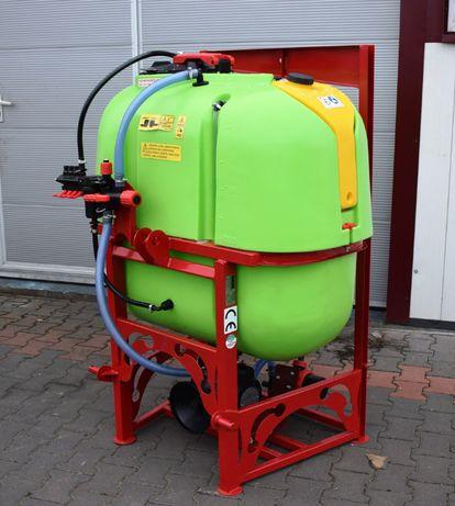 Opryskiwacz 400 litrów lanca 12m model SOKÓŁ limonka Nowy producent