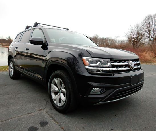 Продається авто Volkswagen Atlas 2018