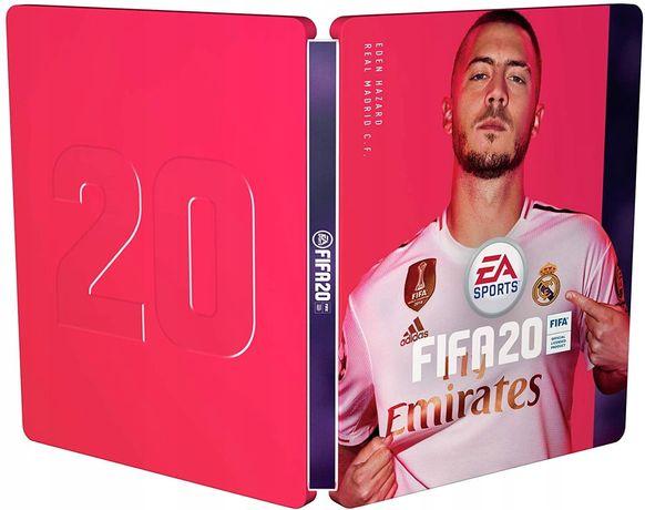Fifa 20 Steelbook Ps4