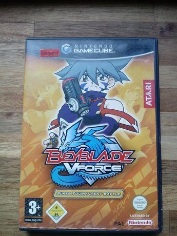 Gra Beyblade V force nintendo gamecube