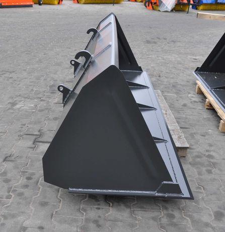 Nowa Łyżka łycha 1,8m Metal-Technik zapięcie Euro SMS MX UFNAL