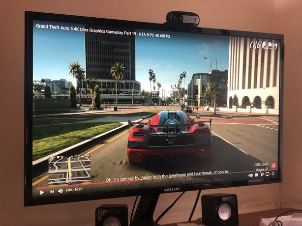 Monitor 24 Samsung Gaming
