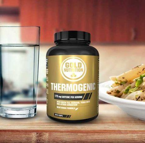 Gold Nutrition Thermogenic (60 cápsulas) - PROMOÇÃO!