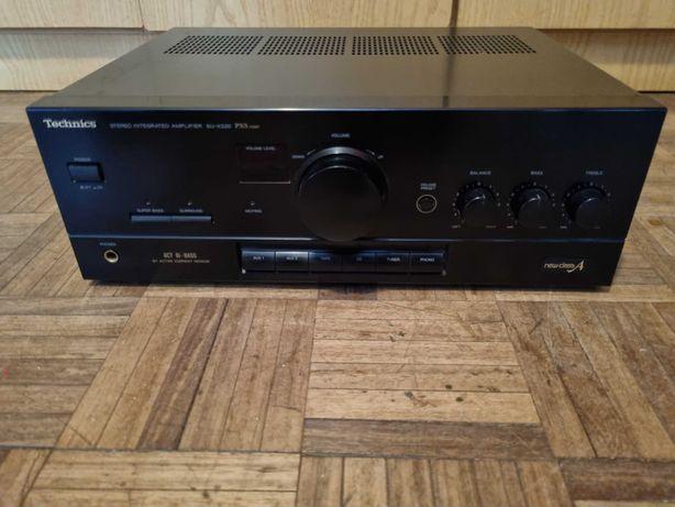 Amplificador technics su-x320