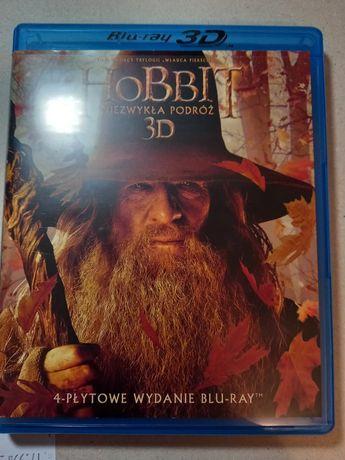 hobbit niezwykła podróż płyta 4 płyty