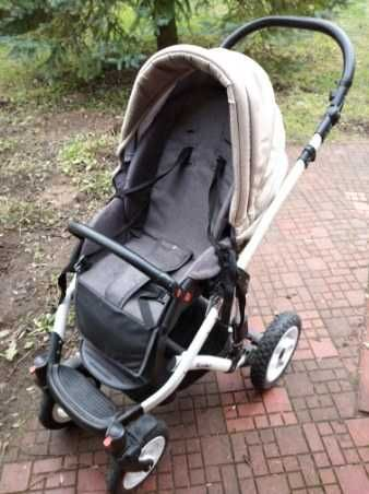 Wózek 3w1 Paradise baby Maximo