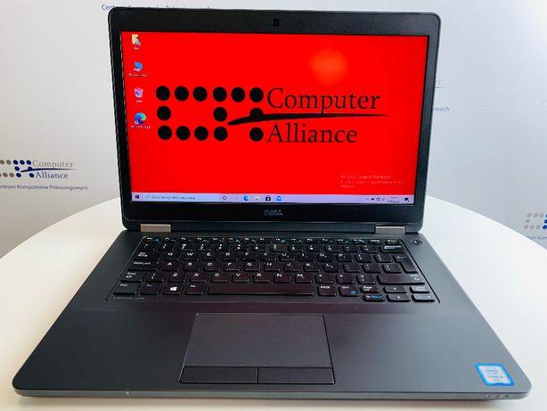 Laptop Dell e5470 INTEL I5-6300U 8GB 256 GB SSD 14.1 FULL HD Klasa A+
