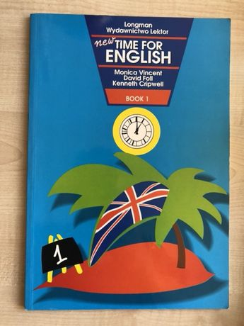 """Time for English"" Book 1 Longman"